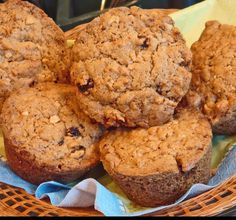 Morning Glory Muffins are a specialty of the La Vista Plantation BAndB in Spotsylvania County, VA. These rich muffins will remind you of carrot cake.