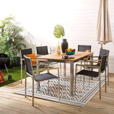 Sitzgruppe Bistroset Trauben Grün 3 tlg 5 tlg Gartenmöbel rustikal Tisch Stuhl