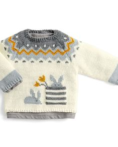 Modèle brassière Vladimir – Knitting patterns, knitting designs, knitting for beginners. Baby Boy Knitting Patterns, Baby Cardigan Knitting Pattern, Knitted Baby Cardigan, Knit Baby Sweaters, Knitting For Kids, Knitting Designs, Baby Patterns, Cardigan Sweaters, Dress Patterns