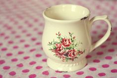 rose tinted tea...