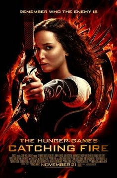 The Hunger Games: Catching Fire #movie