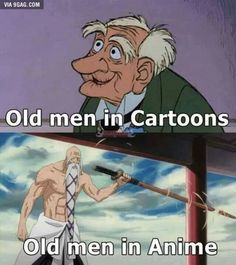 Different Character Old — so true hahhahha