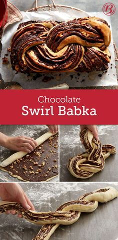 Wow your brunch crowd with a decadent babka that's swirled with toasted walnuts and a silky rich dark chocolate filling. Our Kitchen Tested recipe makes this classic sweet bread a cinch to master!