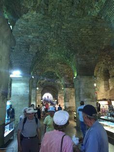 SilverStrivers: Split, Venice,  Sarande, Malaga......memories...