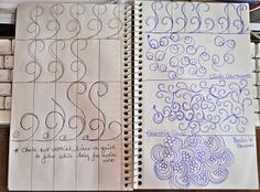 LuAnn Kessi: Sketch Book .....