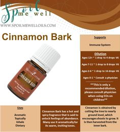Cinnamon Essential Oil Uses: Cinnamon Bark Essential Oil, Young Living EOs, Fall oil, fall diffusing, warm in. Best Essential Oils, Essential Oil Uses, Young Living Oils, Young Living Essential Oils, Cinnamon Bark Essential Oil, Living Essentials, Bare Essentials, Looks Style, Susan Collins