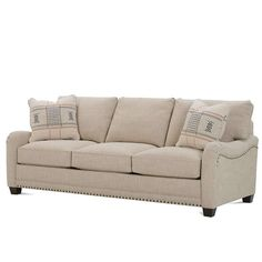 Genial Levi Large 3 Cushion Sofa