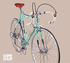 A brand-new old bike—and an eternal beauty