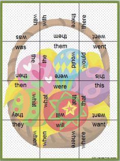 Classroom Freebies: Tricky Sight Words!