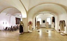 peasant clothes at Romanian Peasant Museum in Bucharest, Romania Bucharest Romania, Anthropology, Museum, Shades, Traditional, Mirror, Architecture, Clothes, Puertas