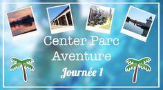 CENTER PARC AVENTURE : Western, Plage & Maison Américaine