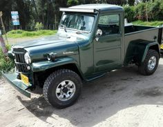 Willys 55 pick up Willis Pickup, Vintage Cars, Antique Cars, Paint Color Codes, Jeep Pickup Truck, Old Jeep, Jeep Willys, Jeep Wrangler Unlimited, Station Wagon