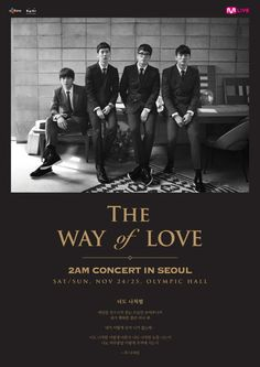 2AM to hold Asia tour 'The Way of Love'