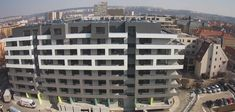 Roads, Apartments, Facade, Floors, Tiles, Multi Story Building, Construction, It Is Finished, Places
