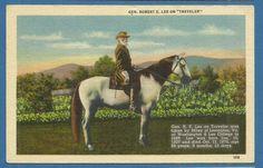 Chattanooga, Tn/ Boynton Park/ Cameron Hill/cannons/ linen postcard