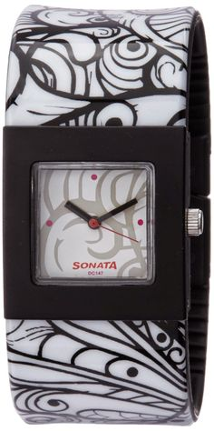 Sonata Analog Multi-Color Dial Women's Watch - 8978PP02 Price:   499.00 FREE Delivery. Eligible for Cash on Delivery