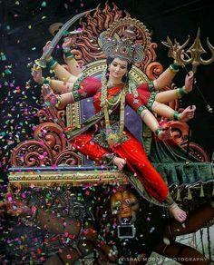 Maa Durga Photo, Maa Durga Image, Ganesh Photo, Durga Images, Lakshmi Images, Ganesh Images, Lord Durga, Durga Ji, Durga Puja Kolkata