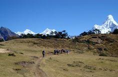 Mini circuit Everest view Yeti trail - Everest luxury trek via Namche, Thame to Kongde trek Everest luxury trek yeti trail is to feel the peace and silence