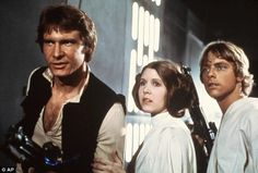 Returning: Han Solo, Princess Leia and Luke Skywalker will play a role in Star Wars VII... http://dailym.ai/1mXrFwn#i-acfb0e8b