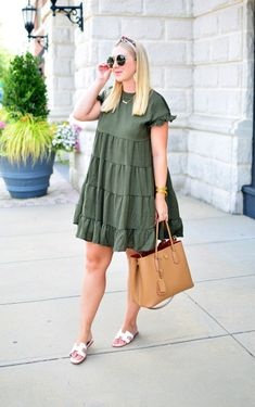 Classy Summer Outfits, Spring Outfits, Trendy Outfits, Curvy Fashion, Plus Size Fashion, Pretty Dresses, Beautiful Dresses, Meeting Outfit, Amazon Dresses