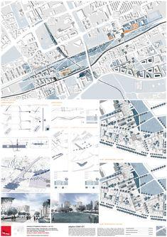 Laboratorio di Progettazione Urbanistica | Gaglio, Mazzoleni, Montedoro – RI-FORMARE MILANO