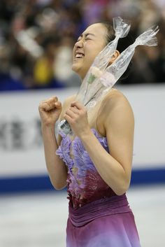 Mao Asada - ISU Grand Prix of Figure Skating Final