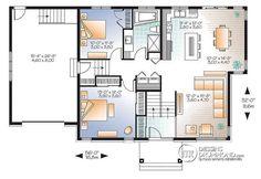 Maison De Reve Plan les 37 meilleures images du tableau plan de maison de rêve sur