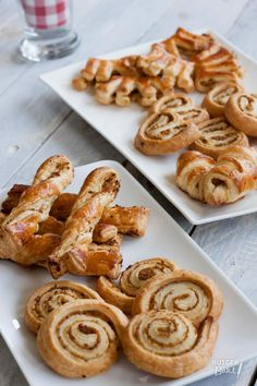 Ideas Party Snacks Finger Foods Puff Pastries For 2019 Easy Brunch Recipes, Gluten Free Recipes For Breakfast, Easy Desserts, Healthy Recipes, Tapas, Breakfast Cookies, Breakfast Casserole, Eat Breakfast, Snacks To Make
