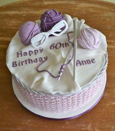 Knitting+Cake