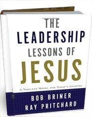 Leadership Lesson of Jesus