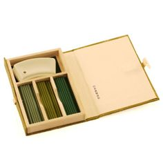 Nippon Kodo Morinoko Incense Gift Set