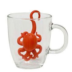 infusor para té en forma de pulpo octopus nuevo divertido