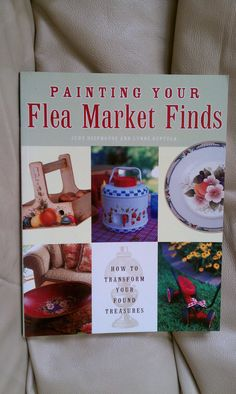 painting your flea market finds by Judy by luckyrosiescreations, $10.65
