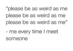 Never happens
