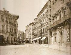 La antigua Plaza Mayor ha sido denominada de muy diversas formas a lo largo de…