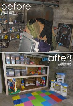 37 Ideas For A Clutter Free Organized Garage Storage Tips