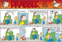 Dachshund Comics   Wally of Drabble -Dachshund Comics / dachshund comic