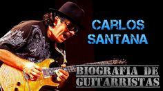 Biografía de Guitarristas: Carlos Santana (Español)