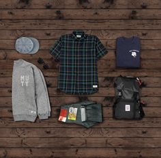 #MuttKit: Casual Monday's featuring naked & famous, @topodesignsusa and Muttonhead