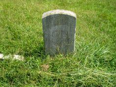 Genealogical Gems: Tombstone Tuesday: Chrispin P Van Horn #genealogy #familyhistory