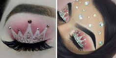 This Crown-Themed Makeup Trend Will Make You Feel Like A Freaking Princess