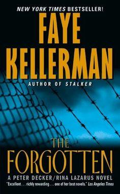 The Forgotten by Faye Kellerman. $7.99 on barnesandnoble.com.