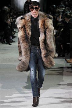 DSquared2 Fall Winter 2015   Men's Milan Fashion Week
