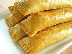 Guyanese food | The Inner Gourmet: Guyanese Cheese Rolls