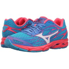 Mizuno Wave Catalyst Women's Running Shoes ($110) ❤ liked on Polyvore featuring shoes, athletic shoes, mizuno footwear, platform lace up shoes, flexible shoes, lightweight running shoes and light weight running shoes