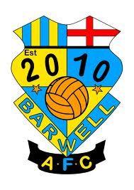 BARWELL AFC   other logo