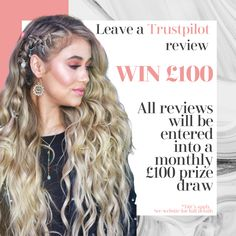 WIN £100!!!  🚨Leave us a review on Trust Pilot and be entered into prize draw to win £100🚨  See our latest Instagram post for more info 📱 Hair Rehab London, Latest Instagram, Instagram Posts, Prize Draw, London Blog, Pilot, Trust, Dreadlocks, How To Apply