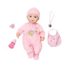 Buy Baby Annabell Zapf Creation Doll securely online today at a great price. Baby Annabell Zapf Creation Doll available today at TopsToys. Baby Annabell, Annabelle Doll, Baby Sounds, Zapf Creation, Baby Doll Accessories, Toys Uk, Baby Alive, Argos, Beautiful Dolls
