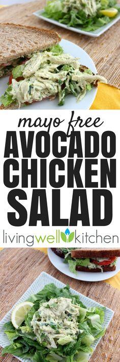 Avocado Chicken Sala