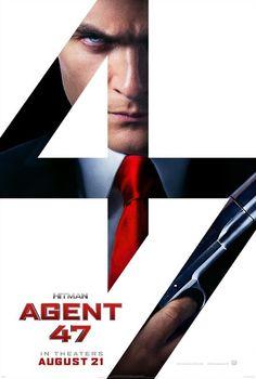 Brand new #hitmanAgent47 poster.